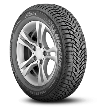Alpin A4 Tires